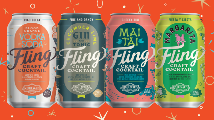 Fling Craft Cocktails Tasting | Sat., June 29