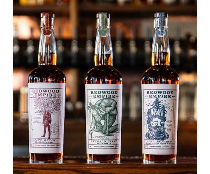 Redwood Empire Whiskey Now At BeerSauce