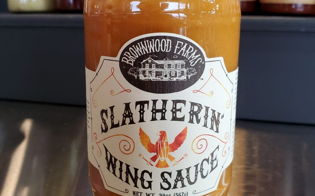 Slatherin' Wing Sauce – Brownwood Farms