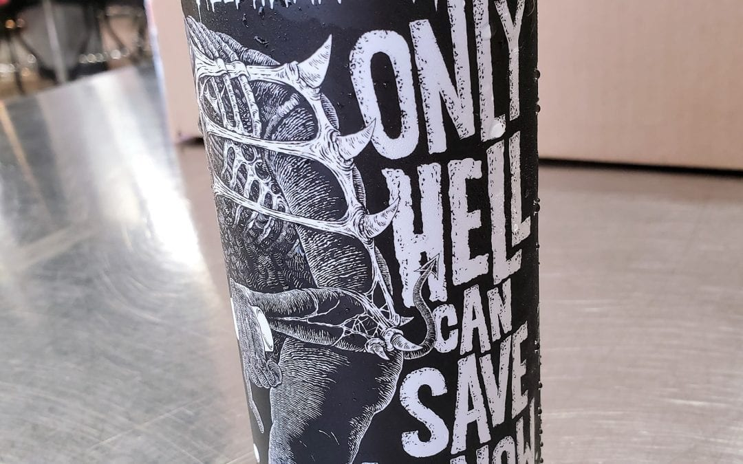 Only Hell Can Save Us Now Abomination Brewing