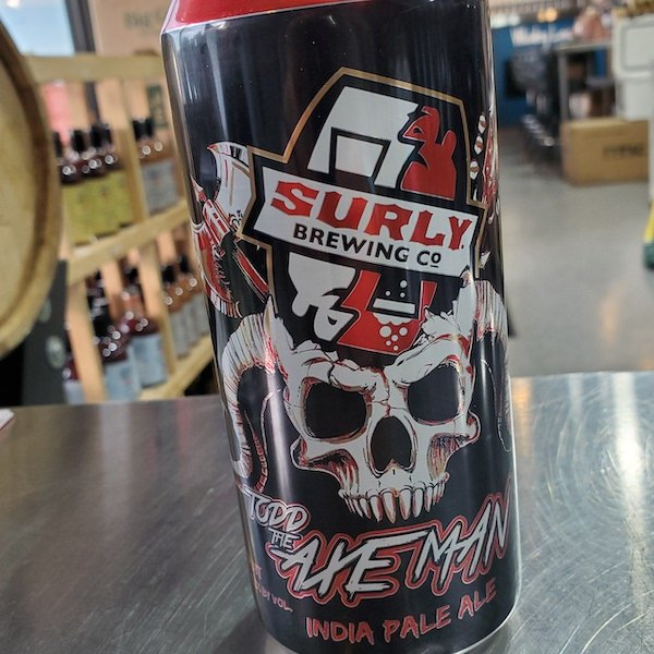 Todd the Axe Man | Surly