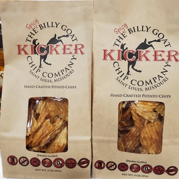 Kicker Chips | The Billy Goat Chip Co.