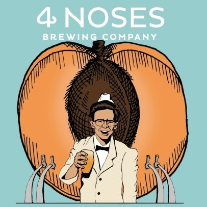 Apricot Velvet | 4 Noses Brewing