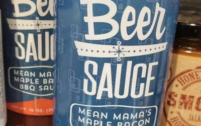 Mean Mama's Maple Bacon BBQ Sauce